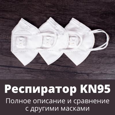 респиратор кн95